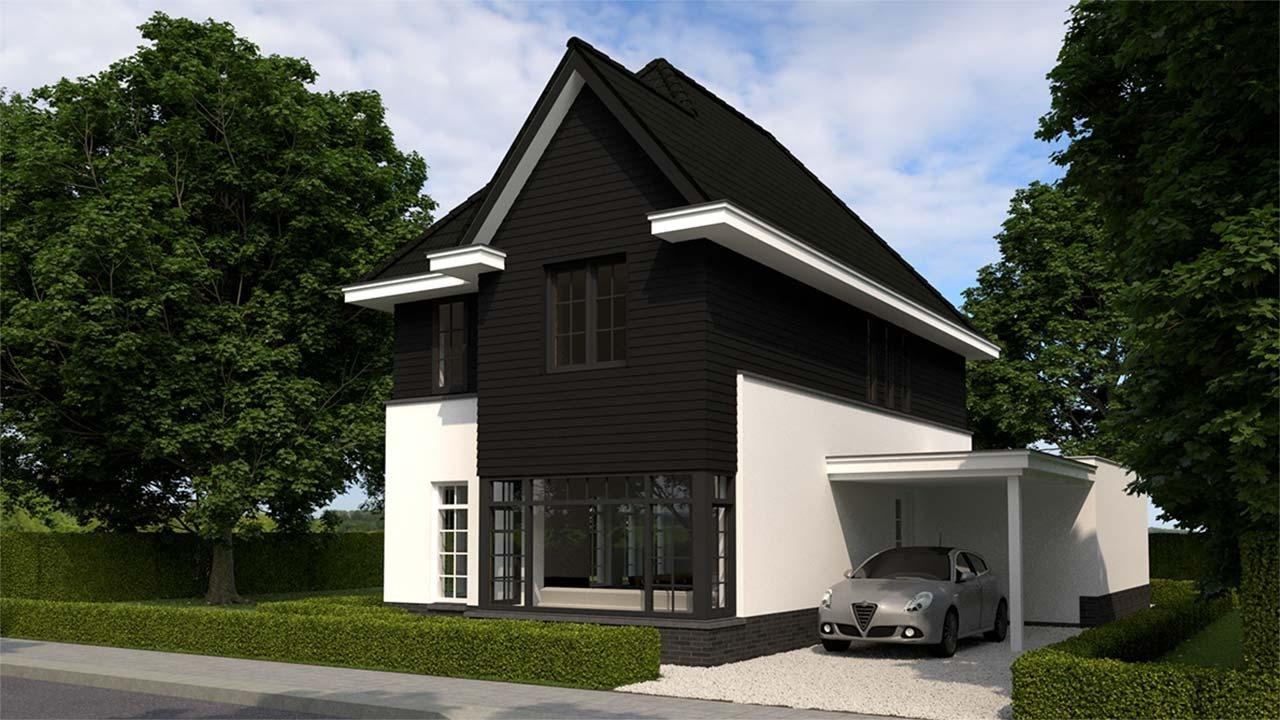zweeds huis laten bouwen door de woonwensfabriek