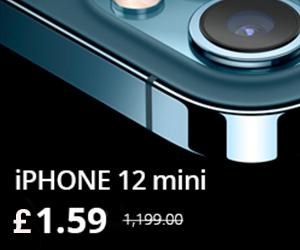 UK - iPhone 12 Mini - Direct