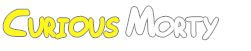 CuriousMorty.co.nz logo