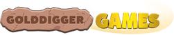 GoldDiggerGames.be logo