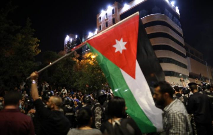 Arab Reform Initiative - Jordan's Week of Protests Signals Key Change in Power Balance