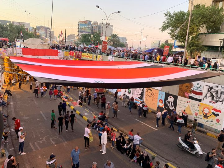 arab-reform-initiative-A-Real-Political-Reform-Is-the-Only-Way-Out-An-Assessment-of-the-2018-and-2019-Protests-in-Iraq