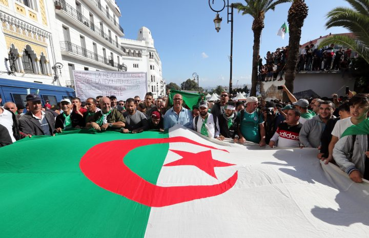 Algeria's Presidential Elections: Stopping a Democratic Transition?
