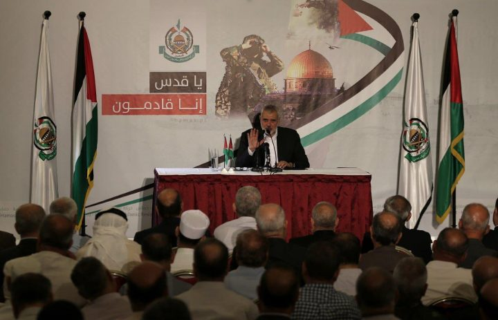 Arab Reform Initiative - Gaza: Possible Outcomes of Egypt, Hamas, and Dahlan Talks