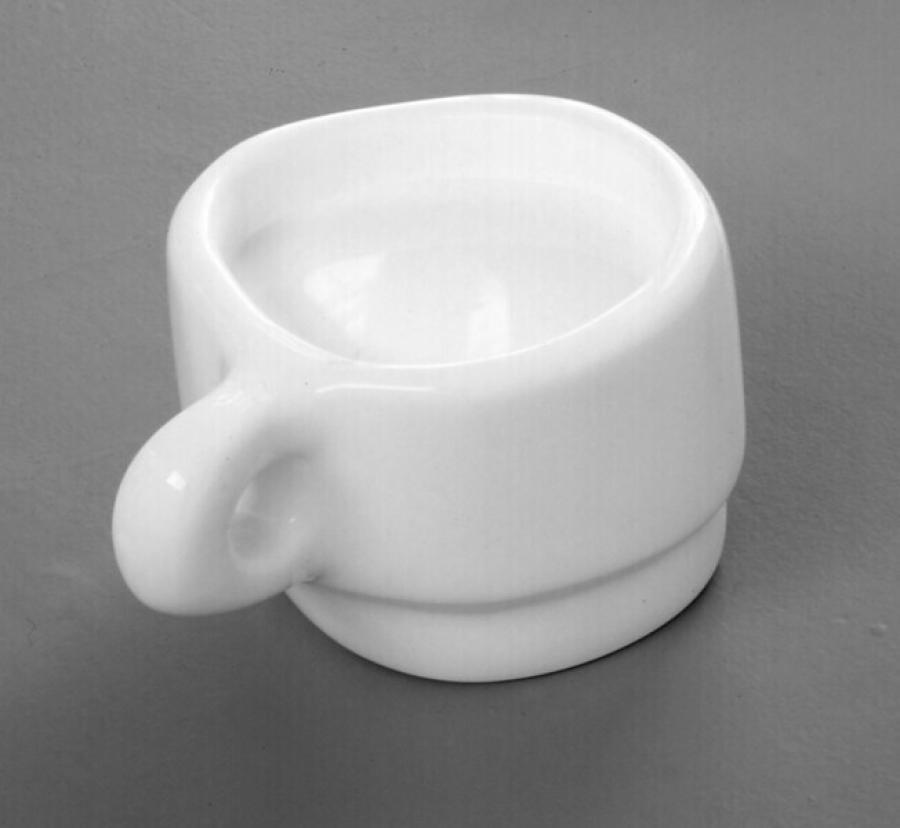 Kopje met melk