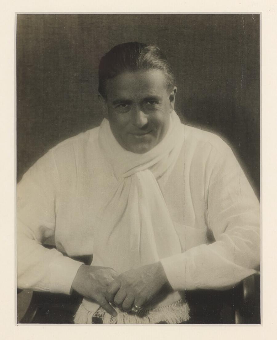 Portrait of Francis Picabia (Portret van Francis Picabia)