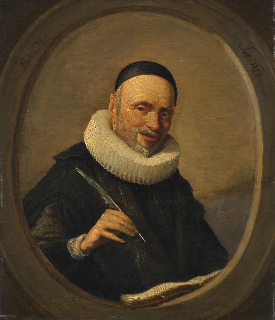 Portret Bor
