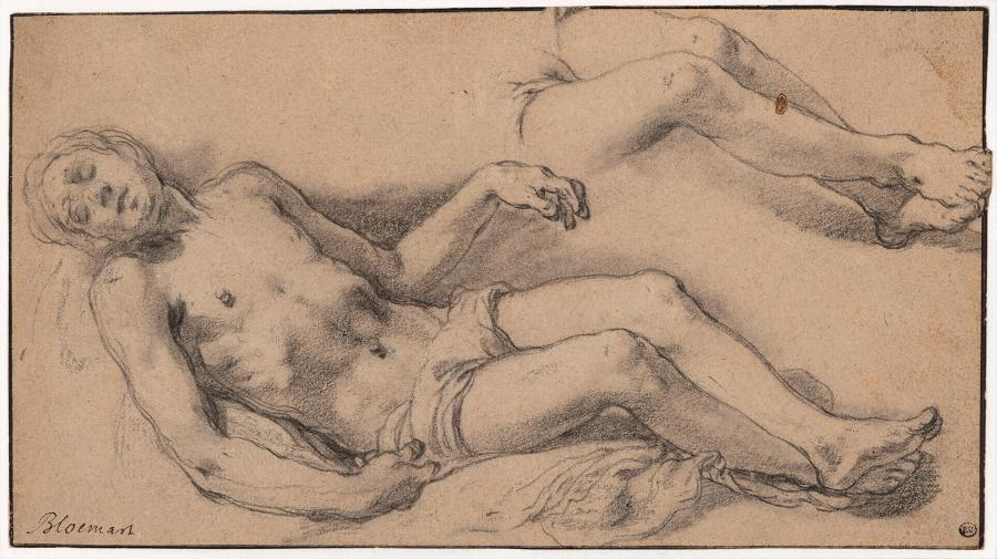 Final, sorry, Reclining male nude think, that