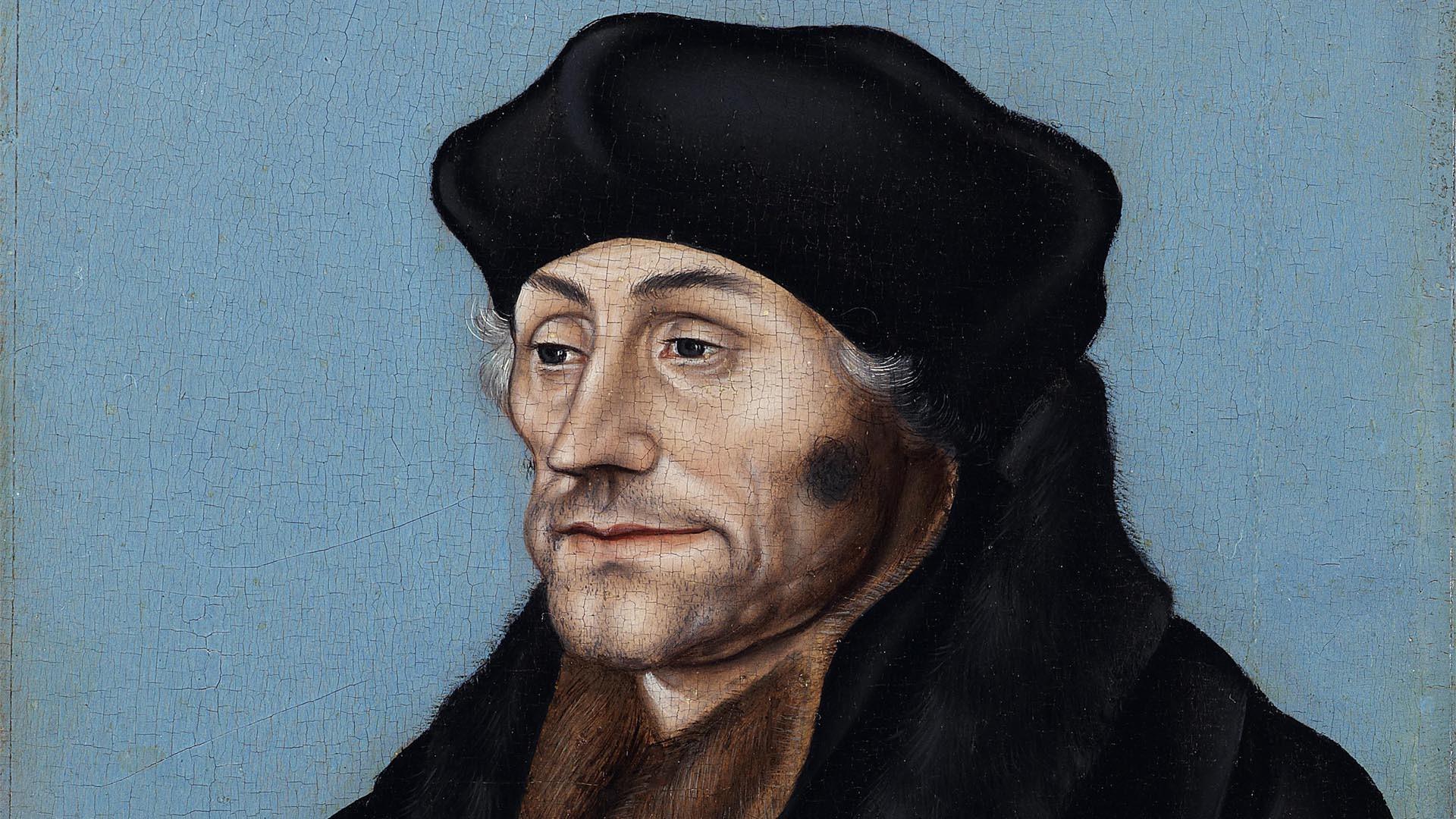 Резултат с изображение за Erasmus of Rotterdam
