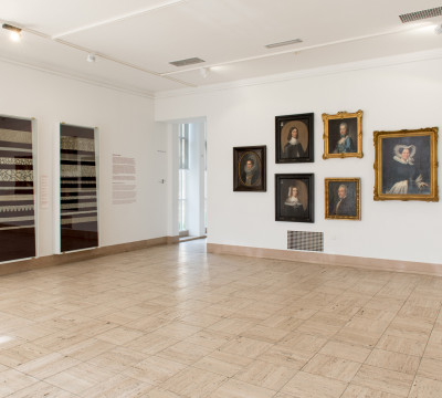 Exhibition overview Isabel Ferrand. Photo: Lotte Stekelenburg