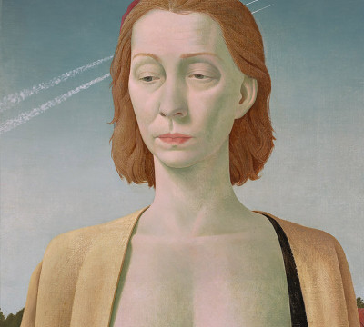 Pyke Koch, Portrait of mrs. J.C. Baroness van Boetzelaer c. 1954, Museum Boijmans Van Beuningen, Rotterdam. Loan: private collection: 2012