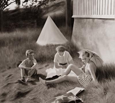 Gunnel Wåhlstrand, Instön, 2003. Magasin III Museum & Foundation for Contemporary Art. Foto: Björn Larsson