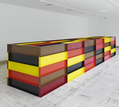 Donald Judd, Untitled (Zonder titel), Museum Boijmans Van Beuningen, c/o Pictoright 2017 Amsterdam