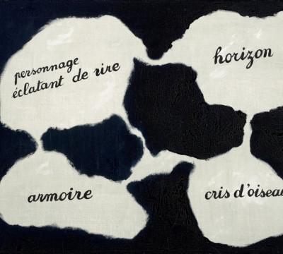 René Magritte, Le miroir vivant (The living mirror), 1928. Museum Boijmans Van Beuningen, Rotterdam, photo: Studio Tromp, Rotterdam