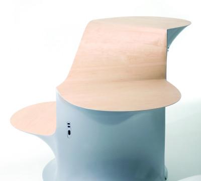 The SUM, a design by UNStudio from 2004, photo: Chris van Koeverden