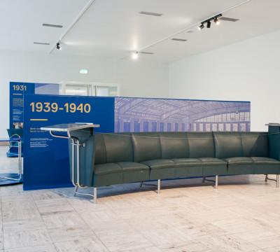 Exhibition overview 'Gispen Specials'. Photo: Lotte Stekelenburg