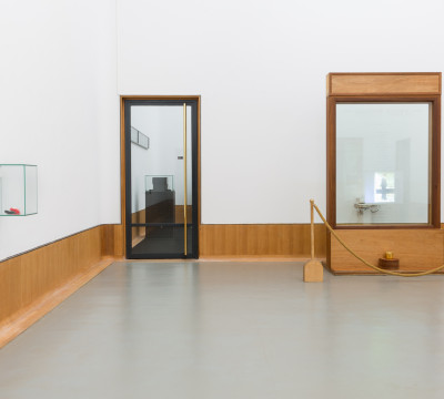 James Lee Byars, 2016, Museum Boijmans Van Beuningen, photo: Lotte Stekelenburg