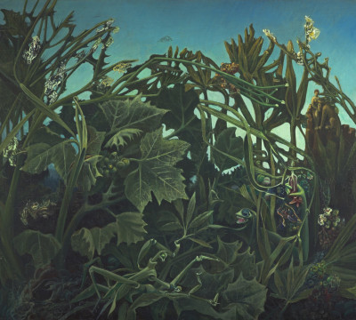Max Ernst, La joie de vivre (De vreugde van het leven), 1936. National Galleries of Scotland, ©Pictoright Amsterdam 2017