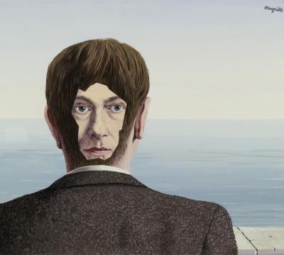 René Magritte, La maison de verre, 1939. Museum Boijmans Van Beuningen, Rotterdam, ©Pictoright Amsterdam 2017