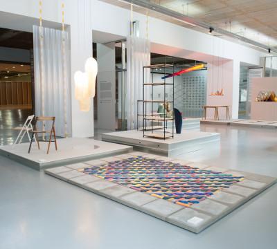 Exhibition overview 'Project Rotterdam.' Photo: Lotte Stekelenburg