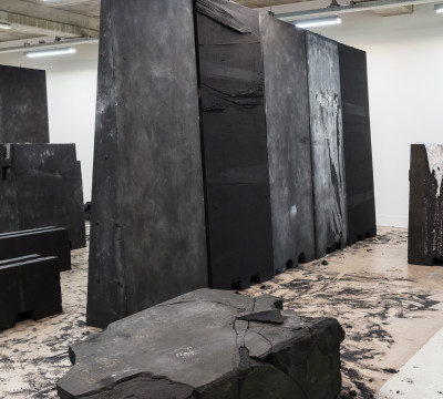 Sensory Spaces 11 - Raphael Hefti in Museum Boijmans Van Beuningen. Foto: Gunnar Meier
