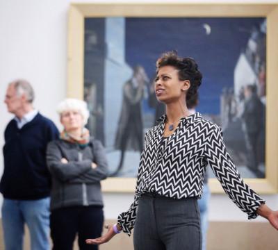 Art Rocks 2014 in Museum Boijmans Van Beuningen. Foto: Fred Ernst