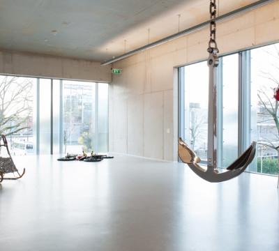 Exhibition overview 'Alexandra Bircken' Photo: Lotte Stekelenburg.