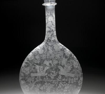 Bottle, 17de Century.