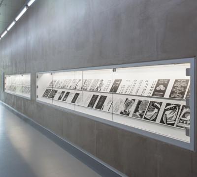 Exhibition overview 'Lubok 11' Photo: Lotte Stekelenburg