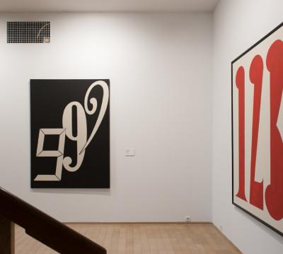 Exhibition overview 'Fons Haagmans' Photo: Lotte Stekelenburg
