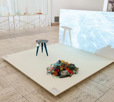 Exhibition overview 'Design Column #4 - De Cirkel Is Rond' Photo: Lotte Stekelenburg