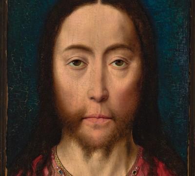 Dieric Bouts, Head of Christ, c.1470, Museum Boijmans Van Beuningen, Rotterdam. Acquired with the collection of: D.G. van Beuningen 1958
