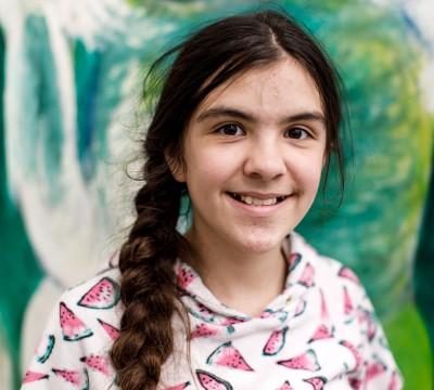 I'm Rosalie Klerkx and I'm eleven years old. This will be my second year in the Boijmans Children's Advisory Board and I'm really looking forward to it! It was cool to meet so many people last year, including Mayor Aboutaleb.