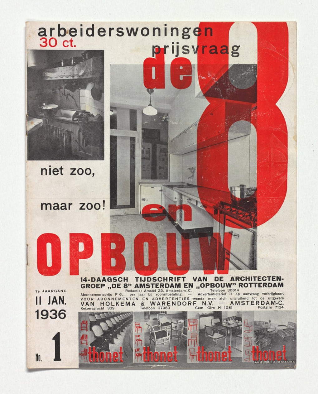 netherlands ⇄ bauhaus - pioneers of a new world - museum boijmans