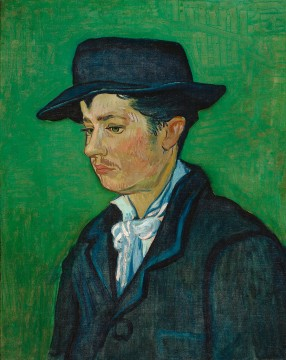 Vincent van Gogh, Portret van Armand Roulin, 1888, Museum Boijmans Van Beuningen, Rotterdam