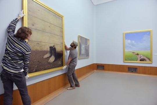 Changes in the collection, Museum Boijmans Van Beuningen, Rotterdam. Photo: Lotte Stekelenburg