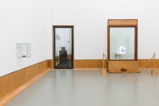 James Lee Byars, 2016, Museum Boijmans Van Beuningen, photo: Lotte Stekelenburg