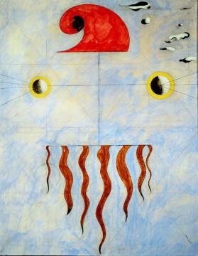 Joan Miró, Tête de paysan Catalan, 1925. ©Pictoright Amsterdam 2017