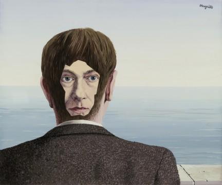 René Magritte, La maison de verre (Het glazen huis), 1939. Museum Boijmans Van Beuningen, Rotterdam, ©Pictoright Amsterdam 2017