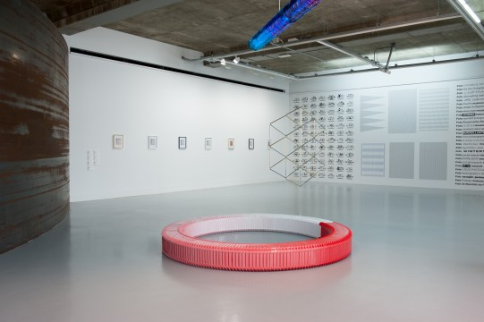 Exhibition overview 'Project Rotterdam.' Photo: Lotte Stekelenburg