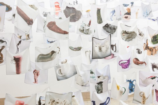 Exhibition overview 'Helen Frik - The Trophy as Used by the Artist'. Photo: Nieuwe Beelden Makers.
