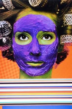 Eduardo Paolozzi, Astute sizing up perfume trends uit de serie 'Moonstrips Empire News. Vol II: General Dynamic F.U.N.', 1965-1970. Diverse technieken. Collectie Museum Boijmans Van Beuningen.