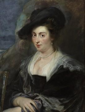 Peter Paul Rubens, Portret van een vrouw (1635-1640), bruikleen Stichting Willem van der Vorm 1972