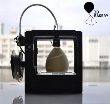 Eric Klarenbeek & Maartje Dros, 3D Bakery, 2015 - present