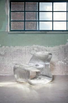 Dirk Vander Kooij, Not Only Hollow Chair, 2014