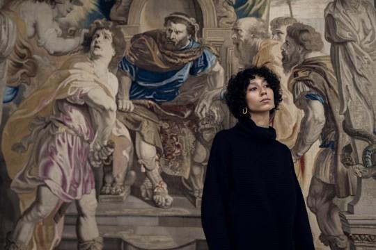Collectie Joline Jolink geïnspireerd op Rubens. Foto: Marc Deurloo