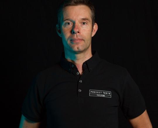 Harald Troost (Marketing manager KOGA)