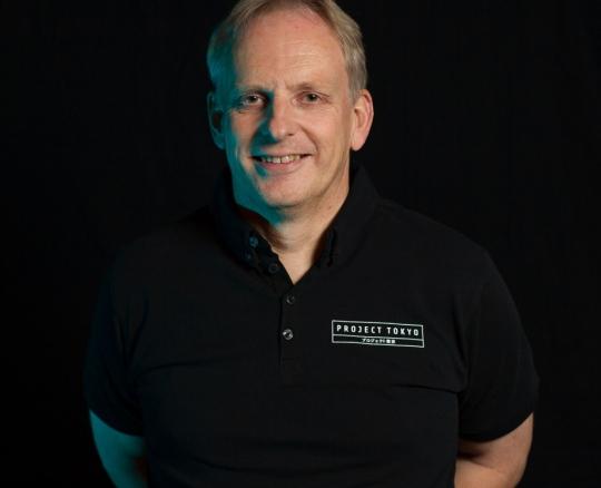Otto Bergsma (constructie expert TU Delft)