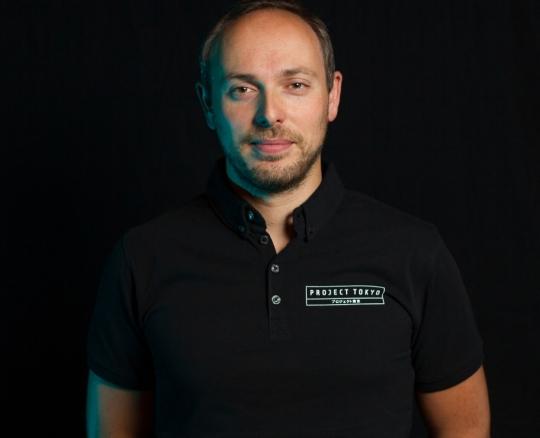 Eric Terry (directeur Actiflow)
