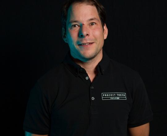 Jeroen Bink (system engineer Actiflow)